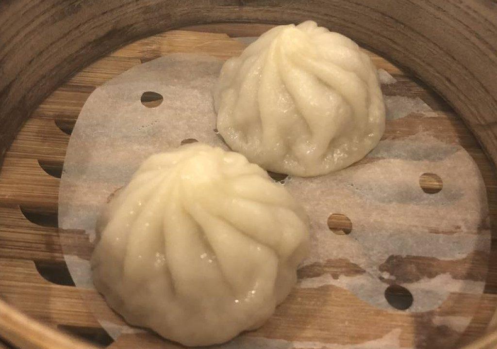 横浜中華街 菜香新館 小籠包