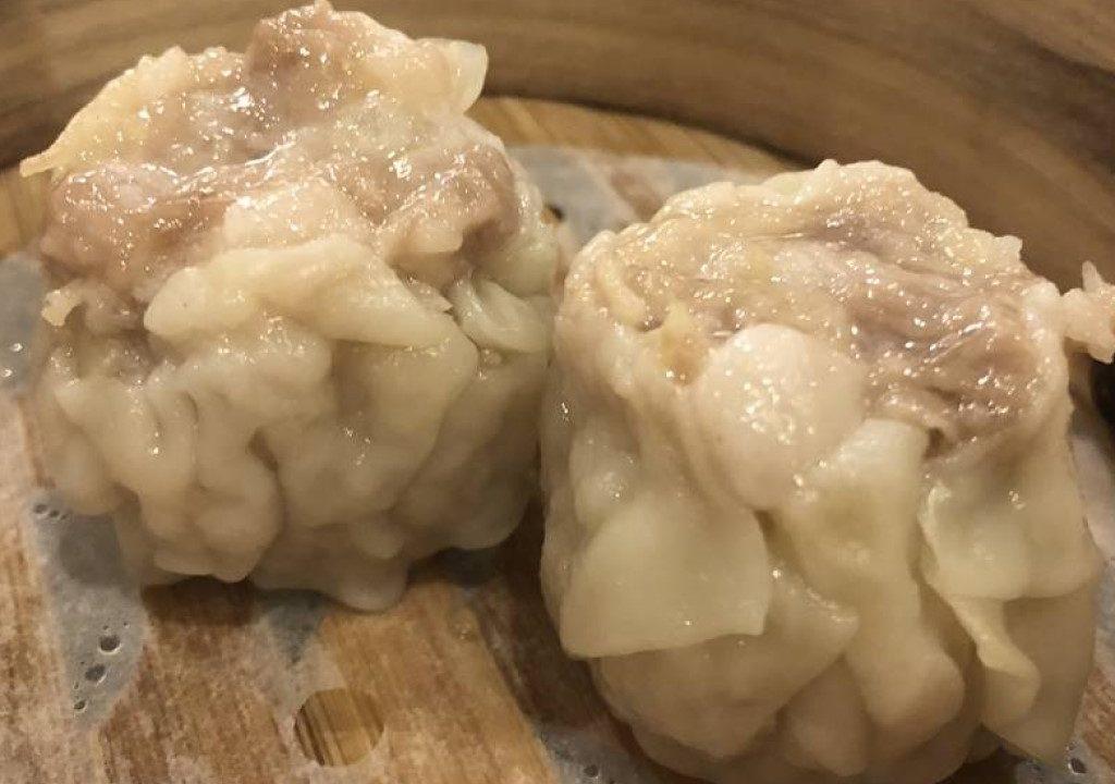 横浜中華街 菜香新館 シュウマイ